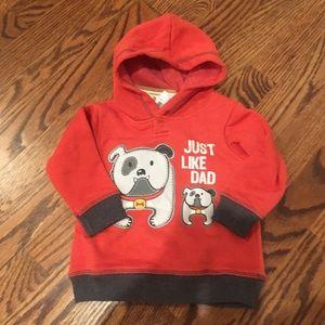 Kids Headquarters Hooded Sweatshirt